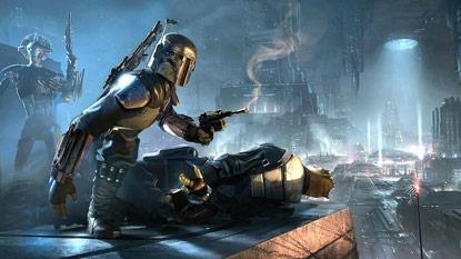 Star Wars 1313: felbukkant egy animáció az elkaszált játékból