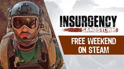 Ingyenesen kipróbálható az Insurgency: Sandstorm