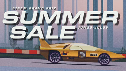 Elrajtolt a Steam Summer Sale