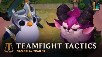 League of Legends: elérhetővé vált a Teamfight Tactics bétája