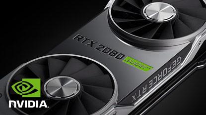 Hivatalosan is bemutatkoztak a GeForce RTX SUPER videokártyák