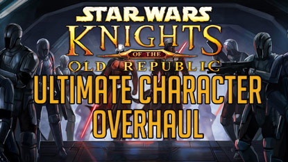 ESRGAN AI HD textúracsomagot kapott a Star Wars: KOTOR