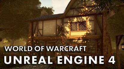 World of Warcraft: ilyen lenne Unreal Engine 4-ben cover