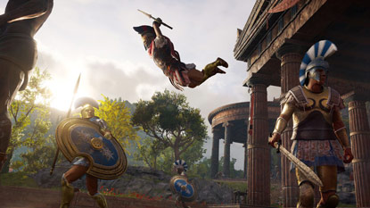 AC: Odyssey - többé nem farmolható XP saját küldetésekkel