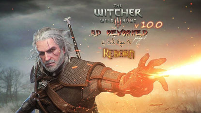 Megérkezett a The Witcher 3 HD Reworked Project V10