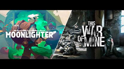 Ingyenesen beszerezhető a Moonlighter és a This War of Mine