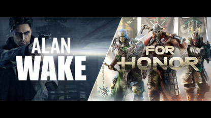 Ingyenesen beszerezhető a For Honor és az Alan Wake