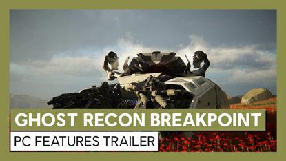 Ghost Recon Breakpoint: a PC-s funkciókra fókuszál az új trailer