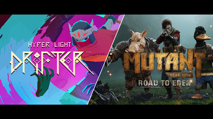 Get Mutant Year Zero: Road to Eden and Hyper Light Drifter for free right now