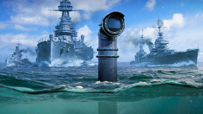 World of Warships: jönnek a tengeralattjárók