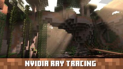 Ray tracing támogatást kap a Minecraft