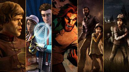 Visszatér a Telltale Games