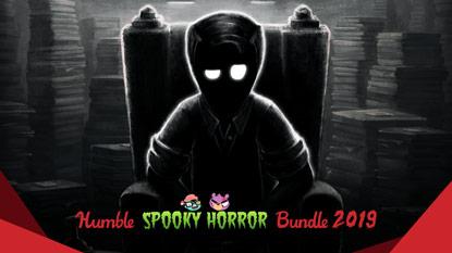 Itt a Humble Spooky Horror Bundle 2019