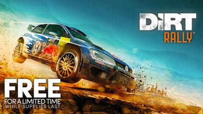 Ingyenesen beszerezhető a DiRT Rally