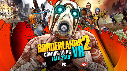 PC-re is megjelenik a Borderlands 2 VR