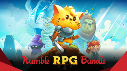 The Humble RPG Bundle is now live
