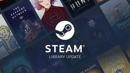 Hamarosan új külsőt kap a Steam Könyvtár