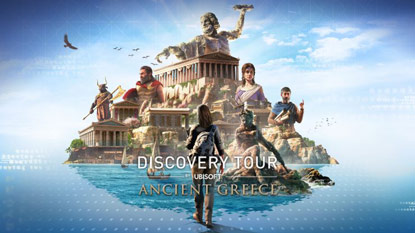 Hamarosan itt az Assassin's Creed Odyssey Discovery Tour módja