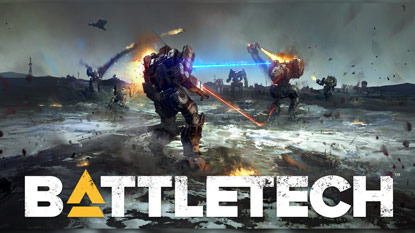 Get Battletech in October's Humble Monthly