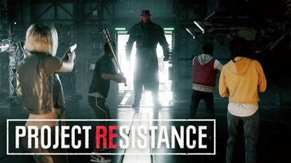Project Resistance: itt a Resident Evil spin-off első kedvcsinálója