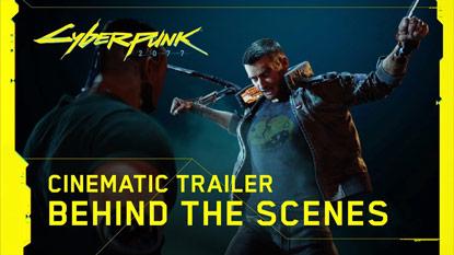 Cyberpunk 2077: így készült az E3-as cinematic trailer