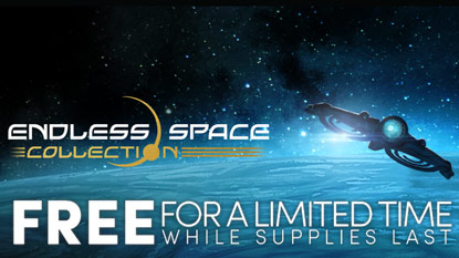 Endless Space: Collection is currently free on PC