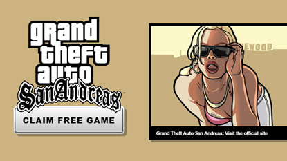 Grab Grand Theft Auto: San Andreas for free right now