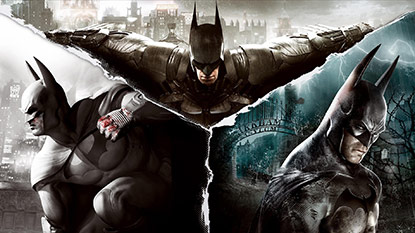 Batman: Arkham and LEGO Batman trilogies are currently free on PC