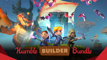 Itt a Humble Builder Bundle