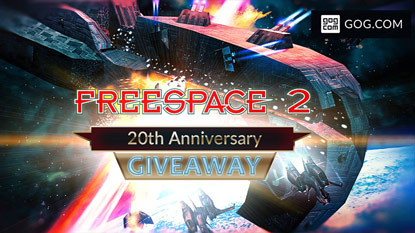 Freespace 2 is free for a limited time