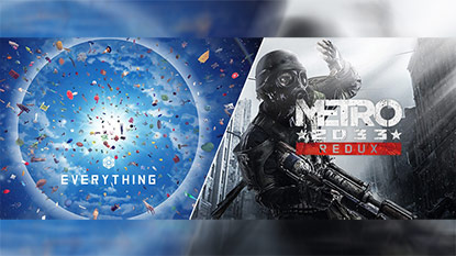 Get Metro: 2033 Redux and Everything for free right now
