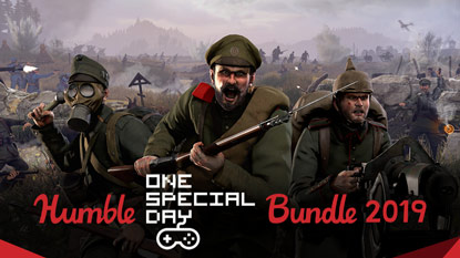 Humble One Special Day Bundle 2019 is live