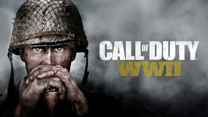 Get Call of Duty: WWII in November's Humble Monthly