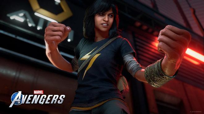 Marvel's Avengers: Ms. Marvel is játszható karakter lesz