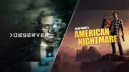 Ingyenesen beszerezhető az Alan Wake's American Nightmare és az Observer
