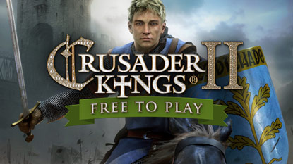 Crusader Kings 2 is free right now