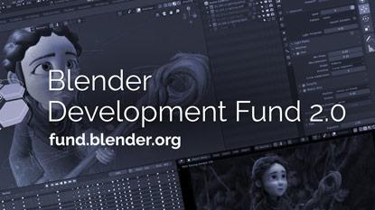 Az AMD a Blender egyik fő támogatójává vált