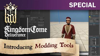 Hivatalos modding eszközöket kapott a Kingdom Come: Deliverance