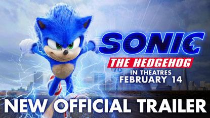 Sonic the Hedgehog: traileren az új dizájn