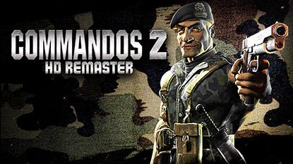 Hamarosan megjelenik a Commandos 2 és a Praetorians remaster