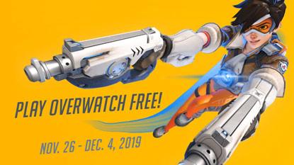 Egy hétig ingyenesen játszható az Overwatch