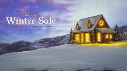 Kiderült a Steam téli vásár és a Steam Díjak szavazás időpontja