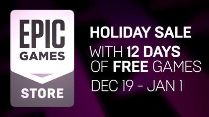 Epic Games Store: 12 nap, 12 ingyenes játék