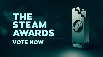 Elkezdődött a Steam Díjak szavazás