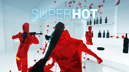 Get SUPERHOT for free right now cover