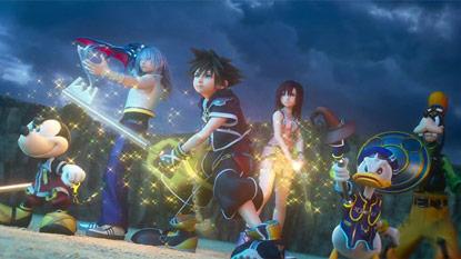 A Kingdom Hearts 3 PC-s verziójára utaló jelek bukkantak fel
