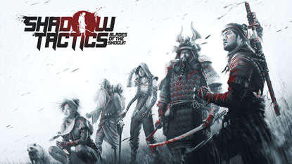 Shadow Tactics is currently free on PC cover