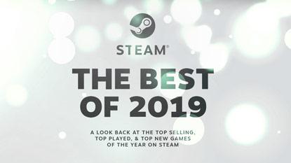 A Valve felfedte 2019 legkelendőbb Steames játékait