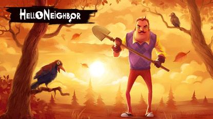 Ingyenesen beszerezhető a Hello Neighbor