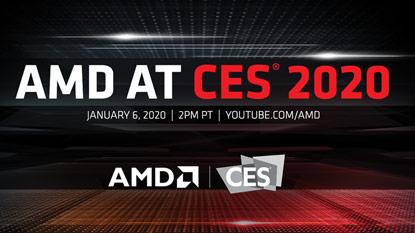 CES 2020: ekkor lesz élőben követhető az AMD sajtótájékoztatója
